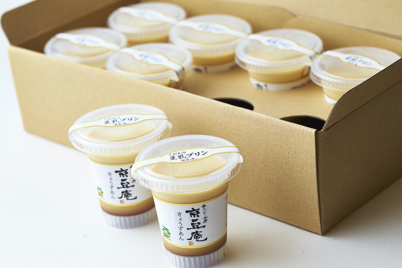 豆乳プリン1箱 (8個入)